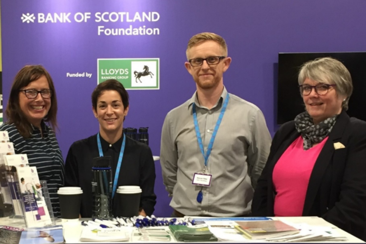 Bank of Scotland Foundation – new grant programme