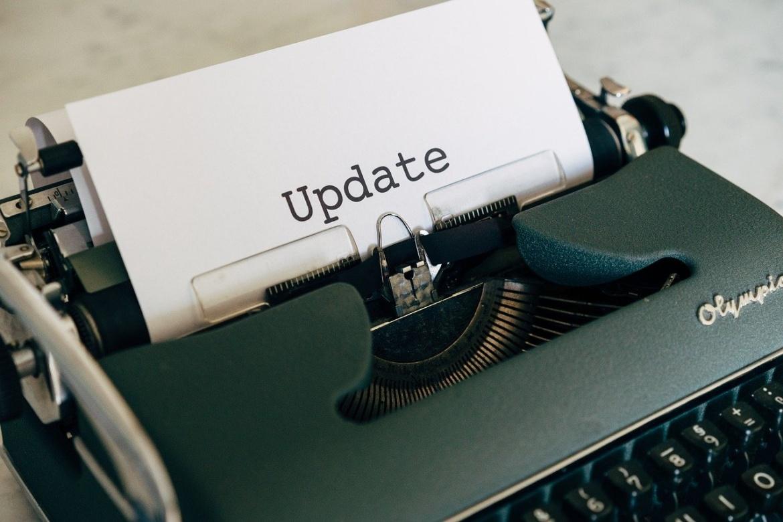 Update on Service Activities